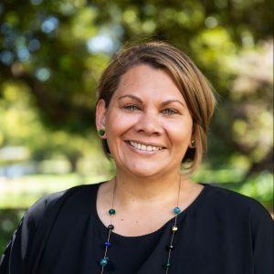 Dorinda Cox (Yamatji Noongar)